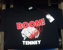 BOOM! TENNEY